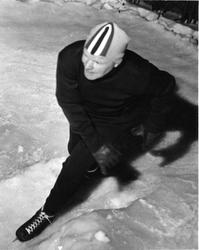 Sigmund Ruud på skøyter