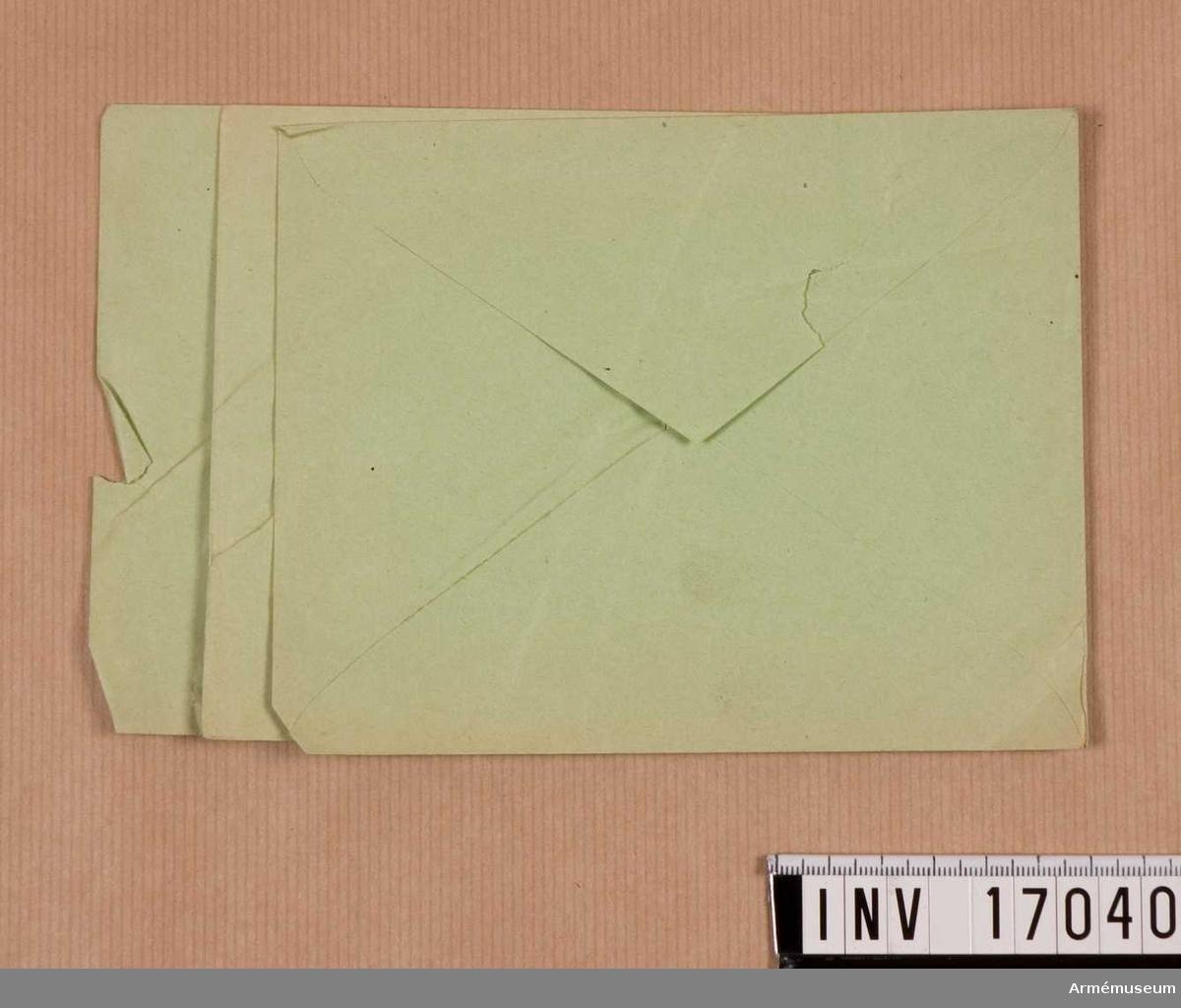 Grupp L III  Samhörande nr är AM.17032-17040