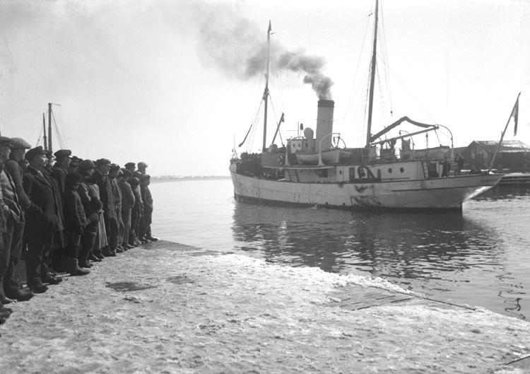 Bevaknings- och undersökningsfartyget SKAGERAK