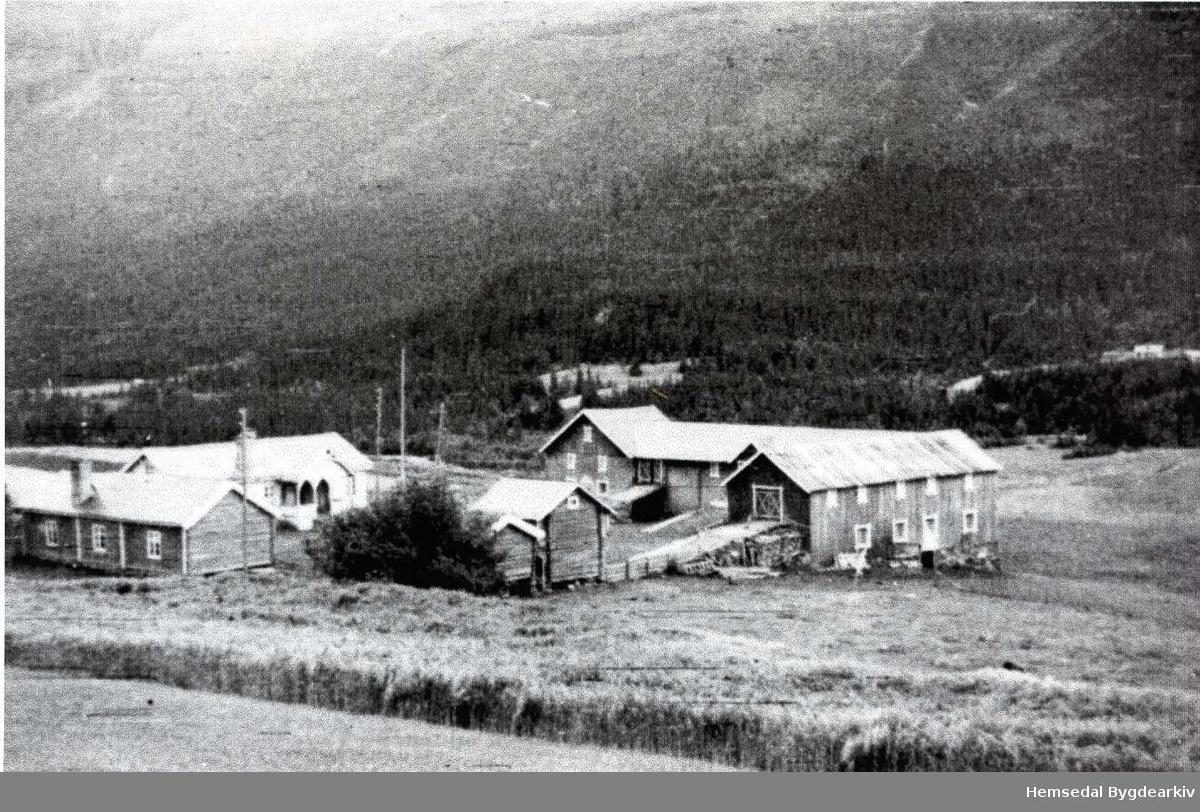 Thorset, 61-11 - Aslegarden ca. 1946.
