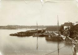 Havn - skip - seil