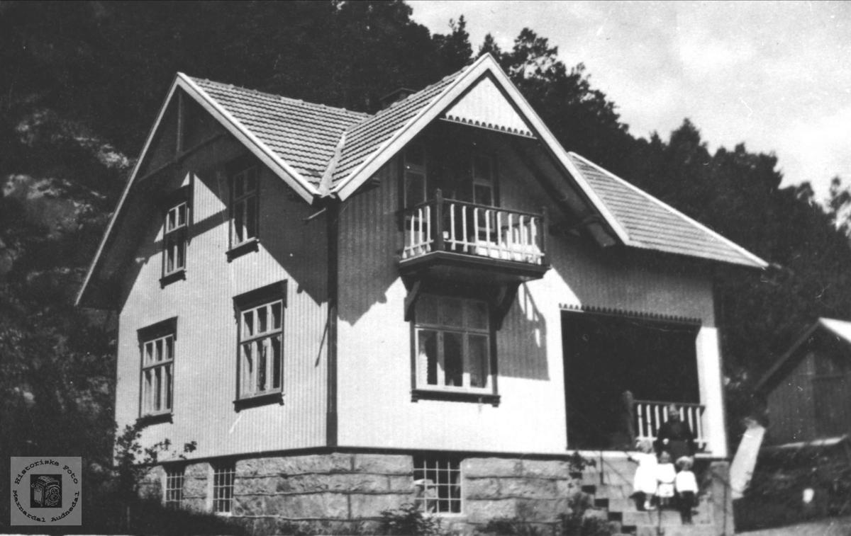 Gauparvoll, Øyslebø