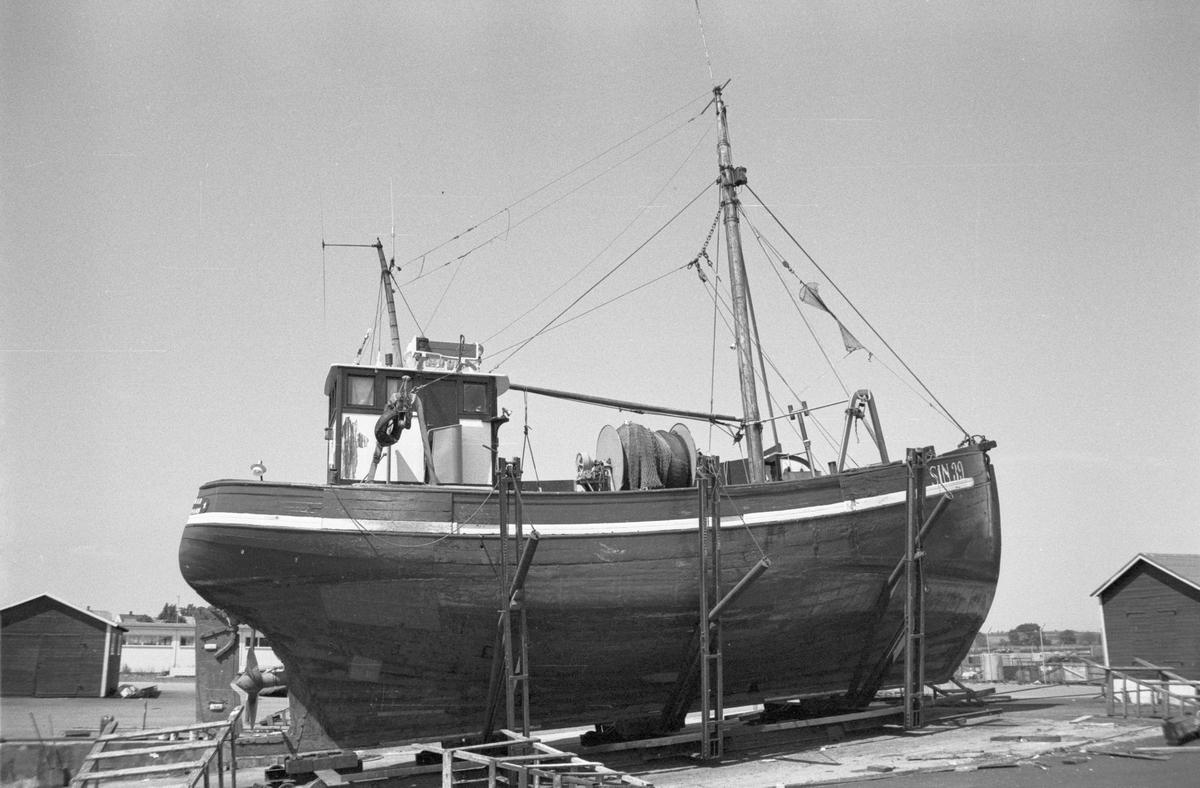 Fartyg: SIN 39                          Övrigt: Simrishamnsbåtar