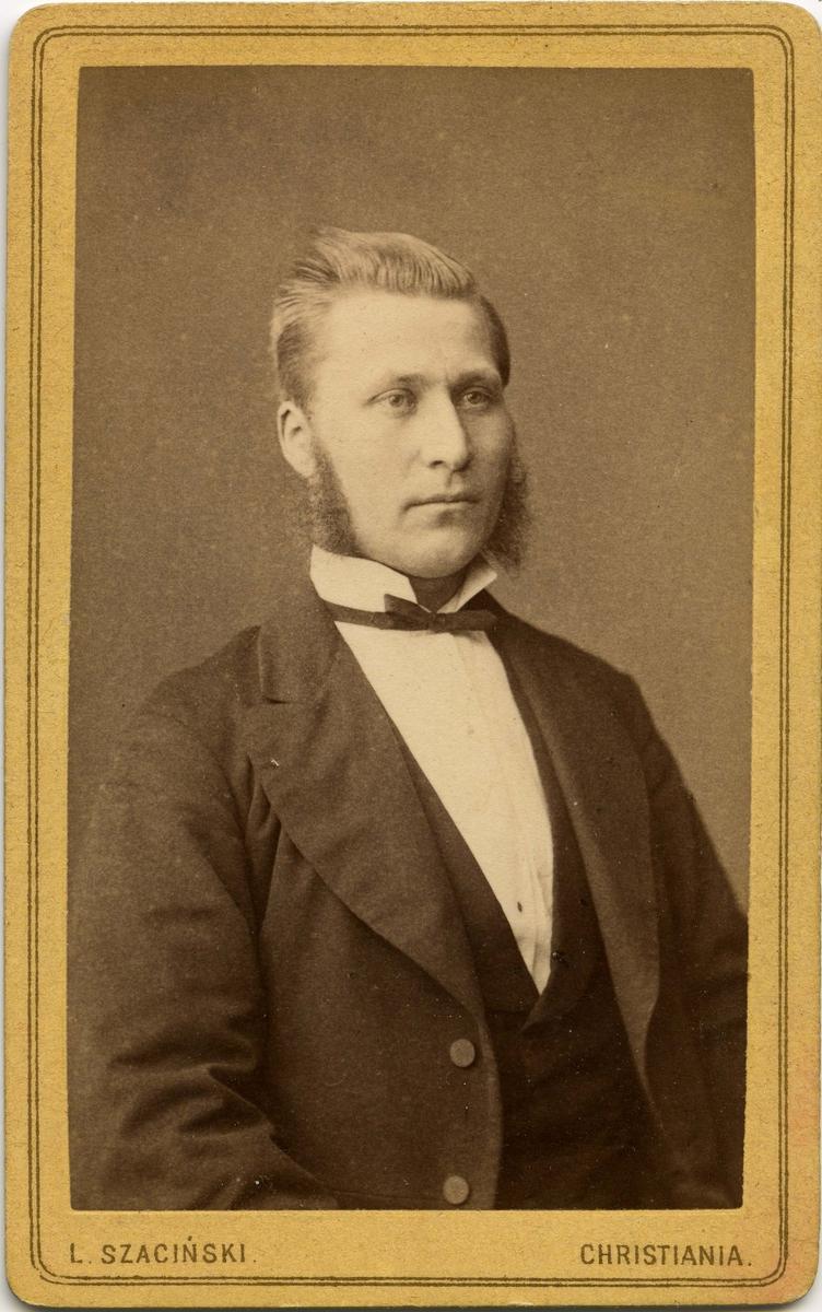 Disponent Karsten Andr. Zachariasen.
