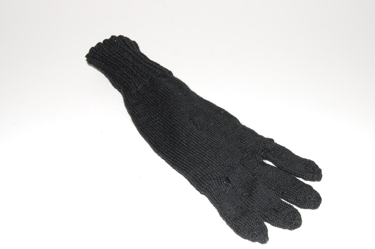 Form: håndformede