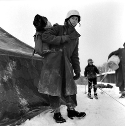 Artillerister fra Øyanmoen har øvelse i Trondheim