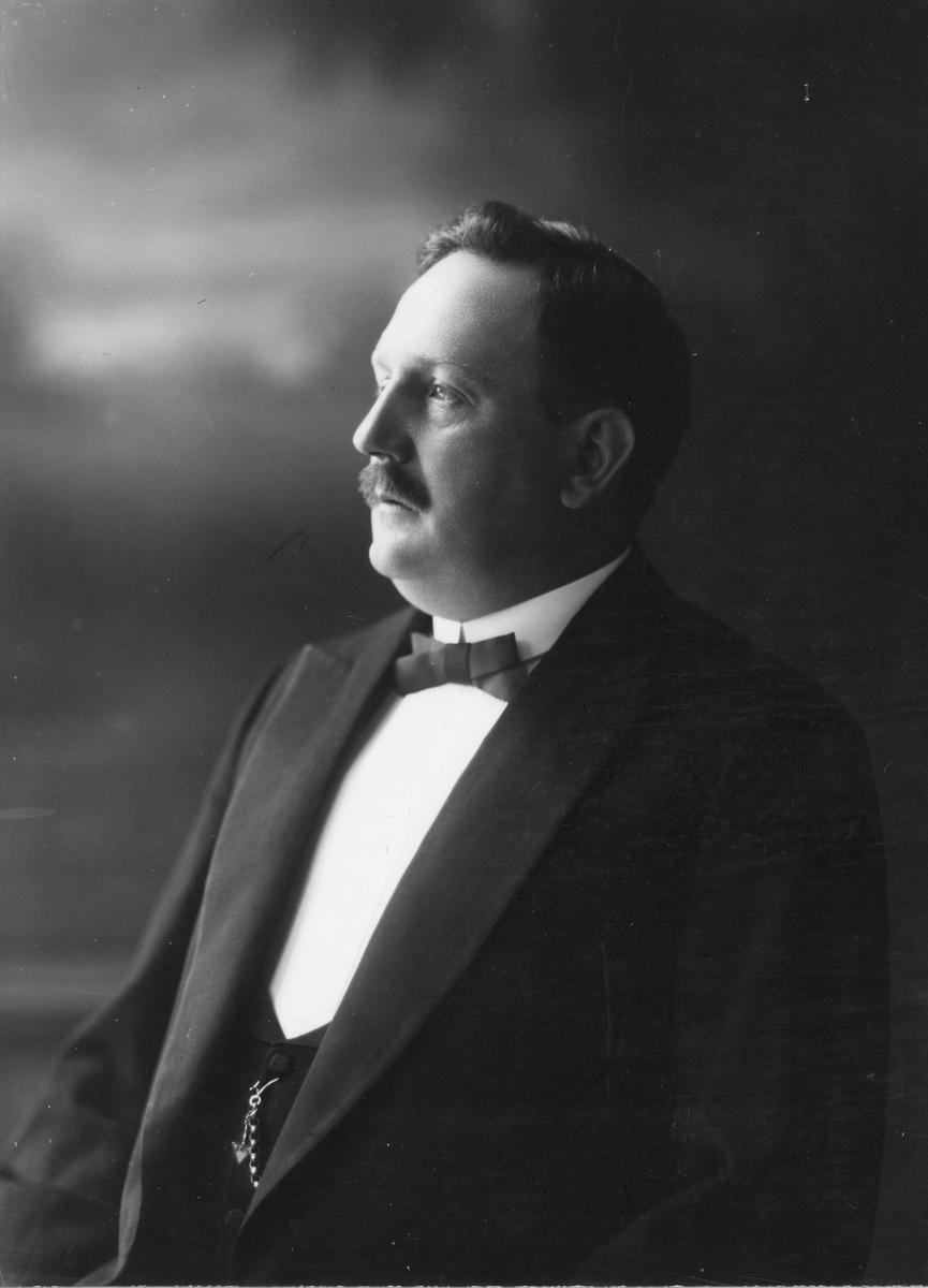 Anton Edman, fabrikör.