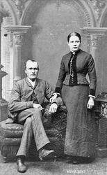 Mann og hustru