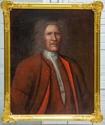 Hovrättsrådet Gudmund Löwenhielm [Oljemålning]