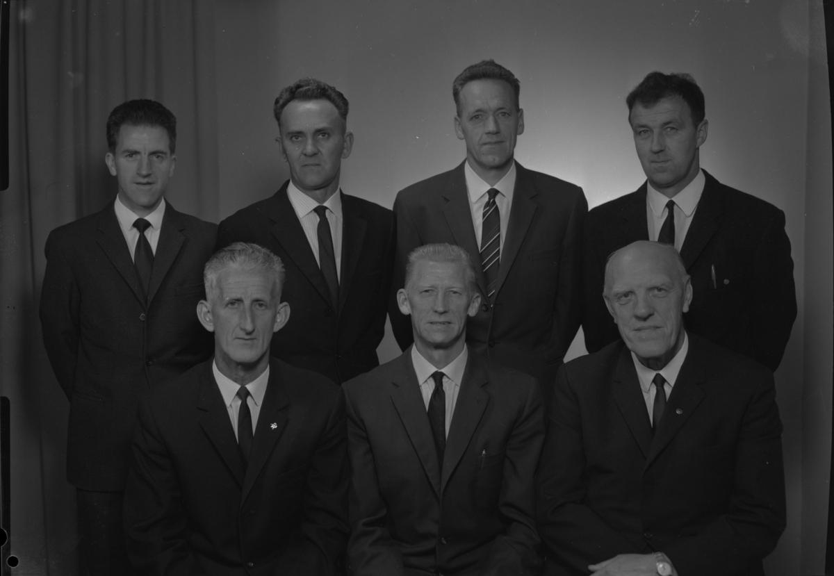Styret i Gruvearbeiderforeningen, Løkken Verk.