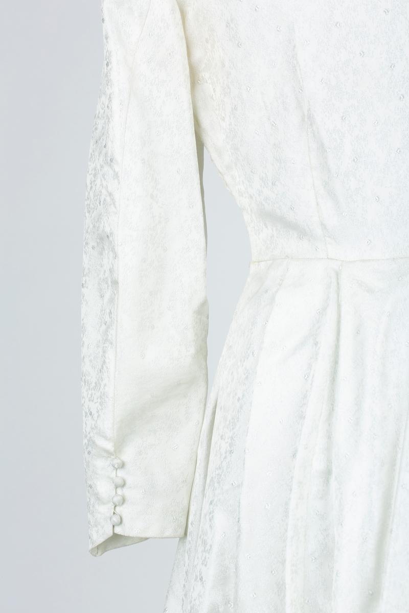 Småblomstret silkebrokade