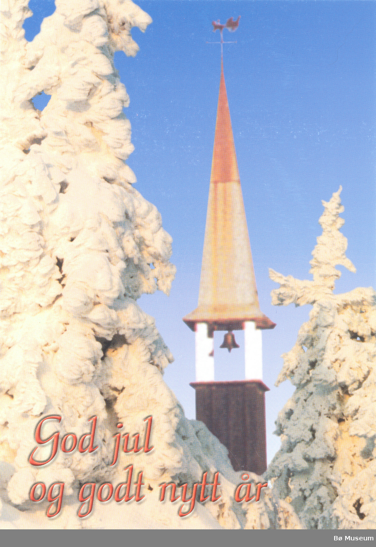 Lifjell hotell - julekort