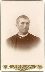 Portrettfoto av Olav Siglhus, fødd Espedalen