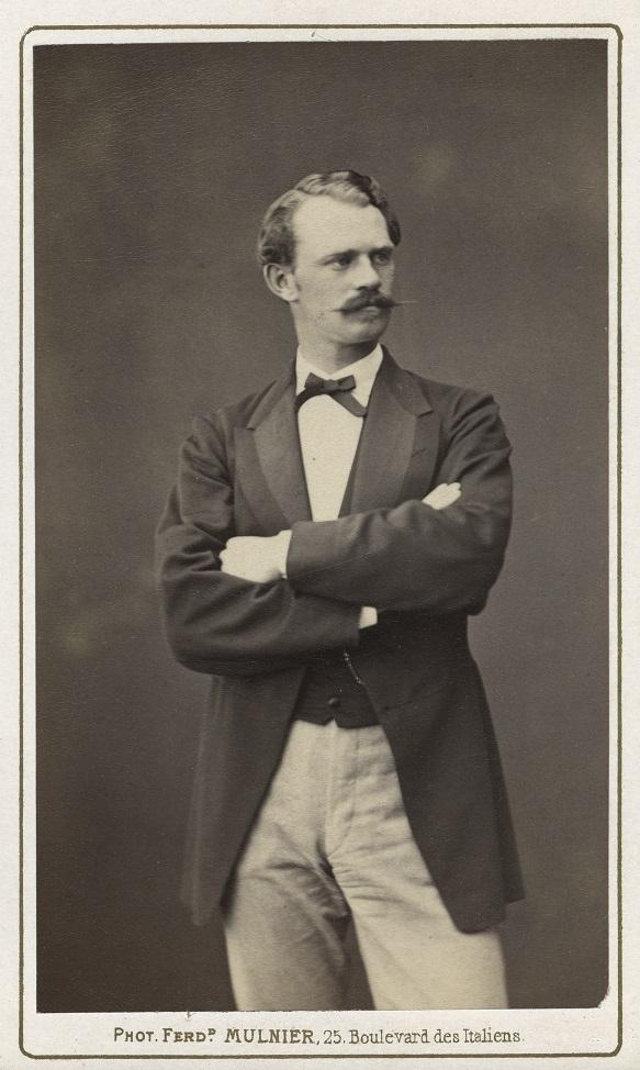 Viktor Gustaf Balck, född 1844-04-25 i Karlskoga, död 1928-05-31 i Oscar. Generalmajor.