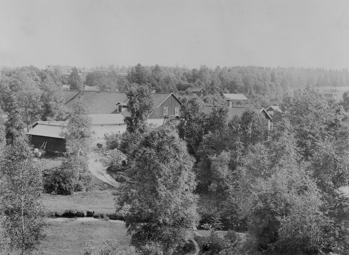 Dalkarlsberg hytta.