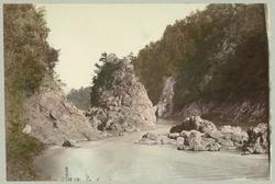 Floddal vid Nikko