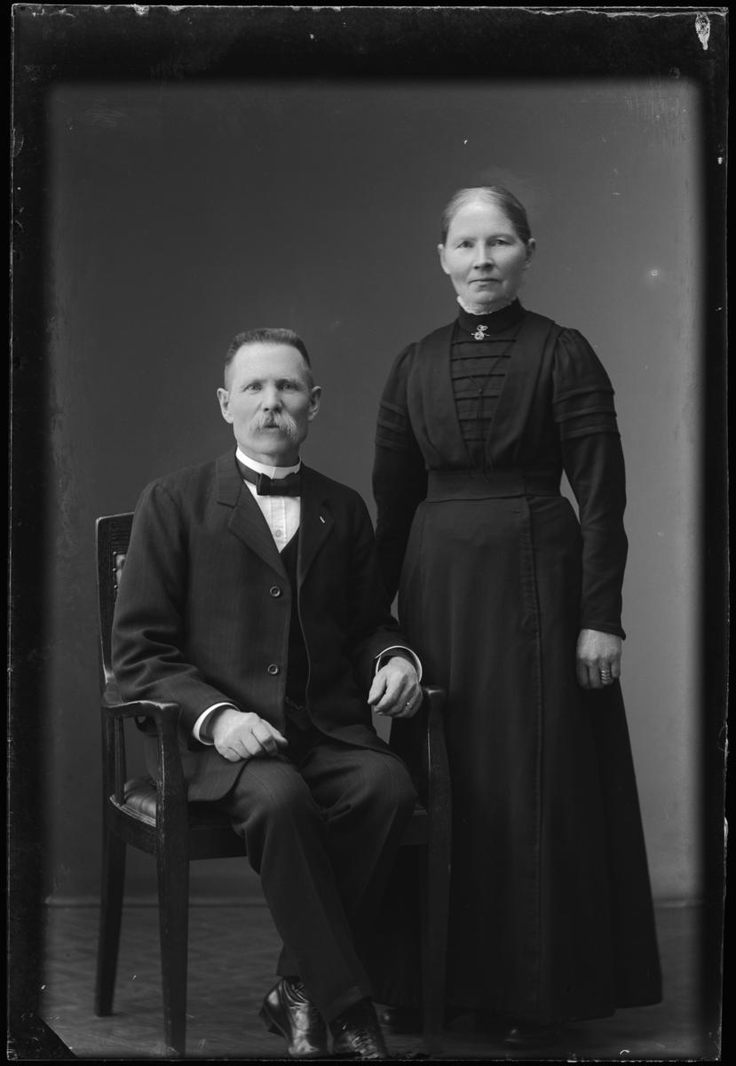 Herr Fröberg med hustru