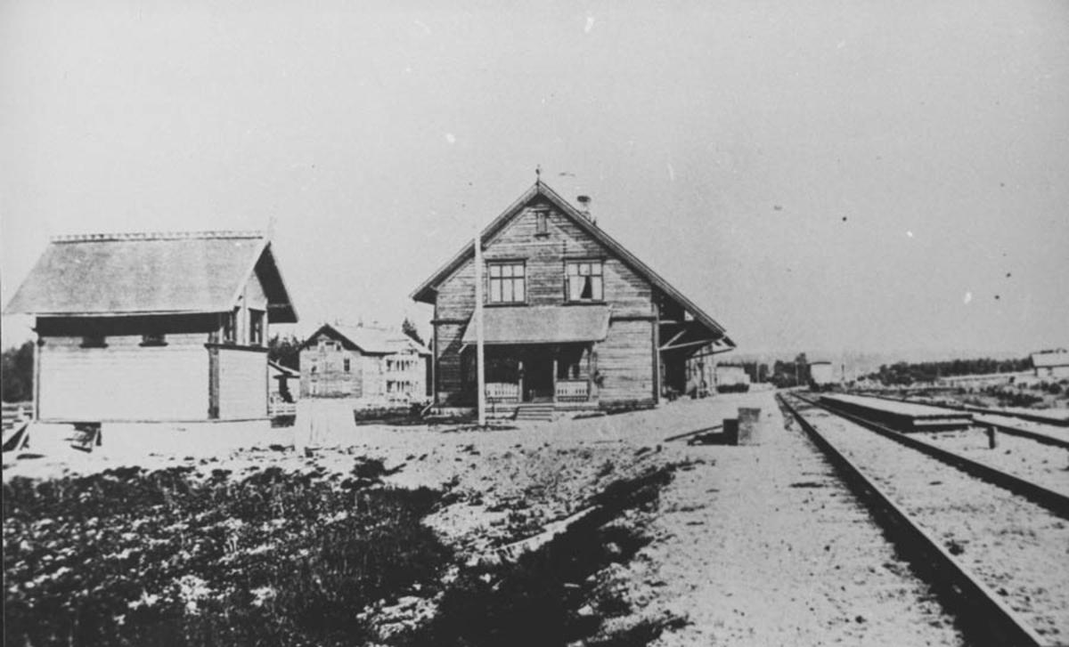 Ås Jernbanestasjon