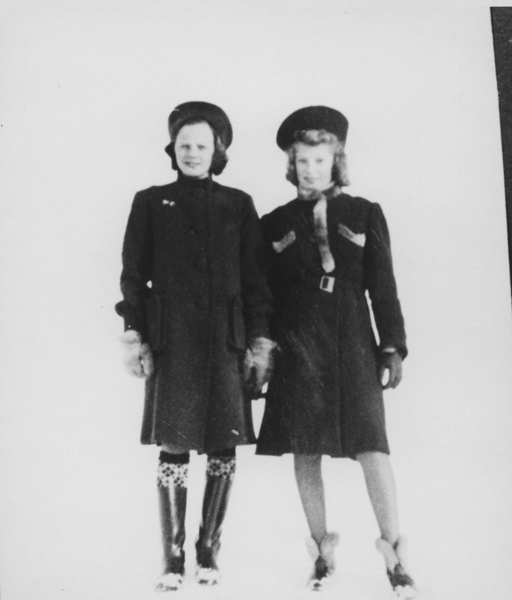 Konfirmanter fra novbr. 1940.