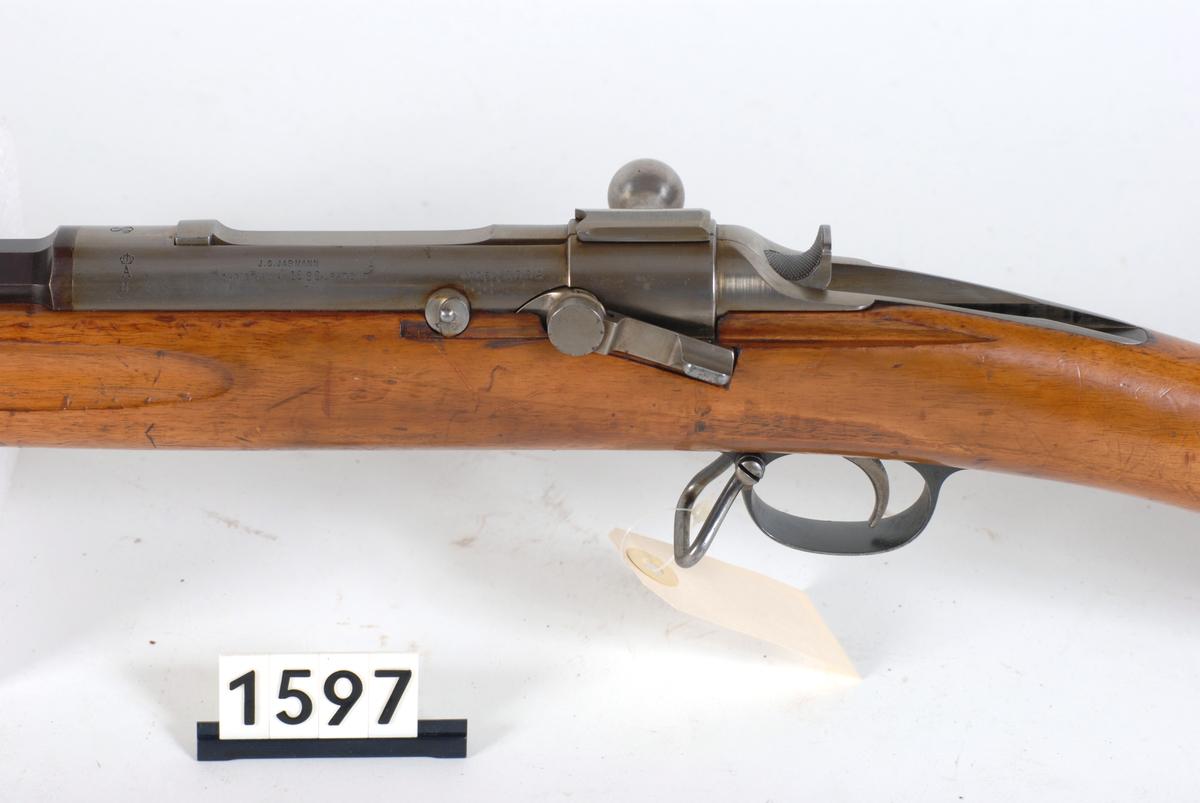 Repeterkarabin 9 mm Jarmann M1884
