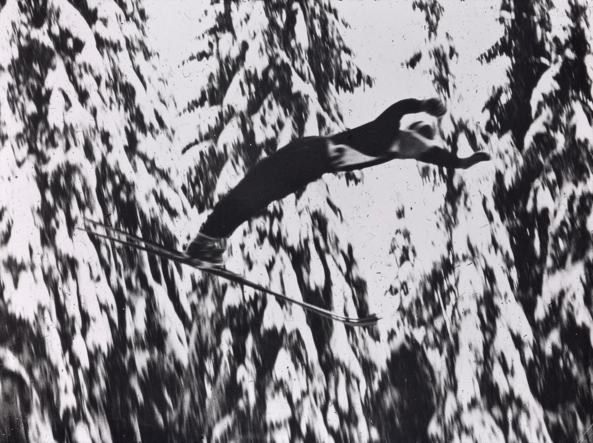 Kongsberg skier Birger Ruud
