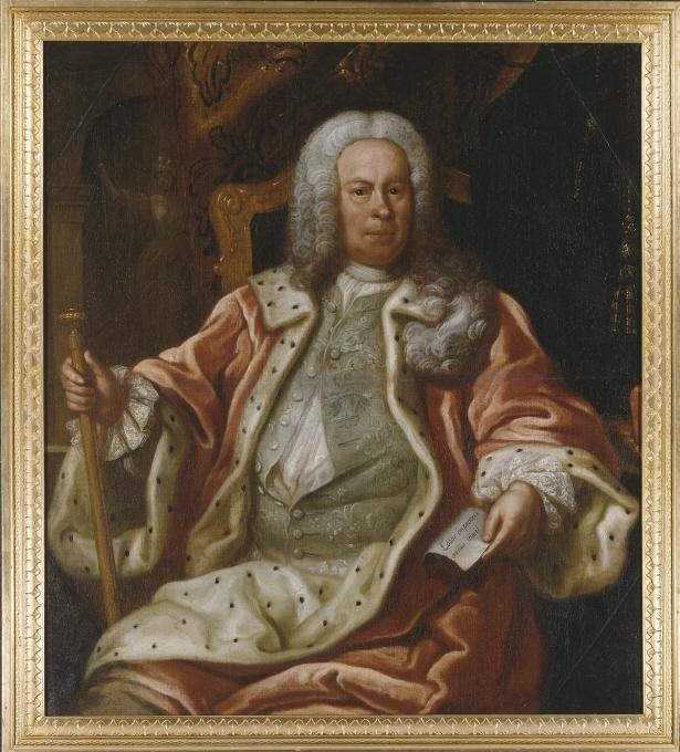 Samuel Åkerhielm af Margretelund d.y., 1684-1768