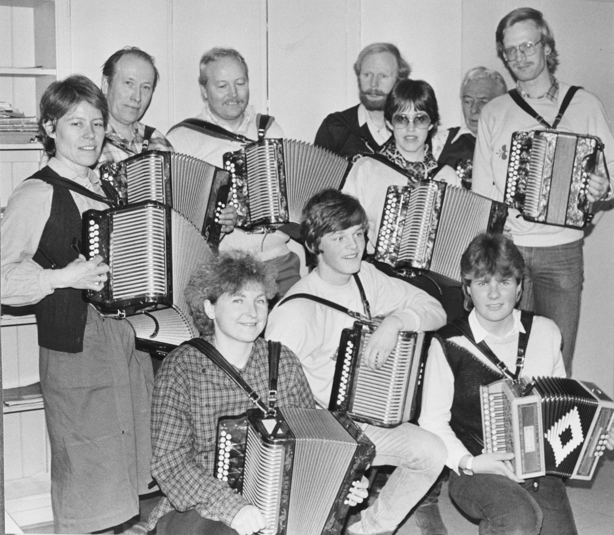 Toraderklubben Haka-Ton etablerte seg i Hakadal.