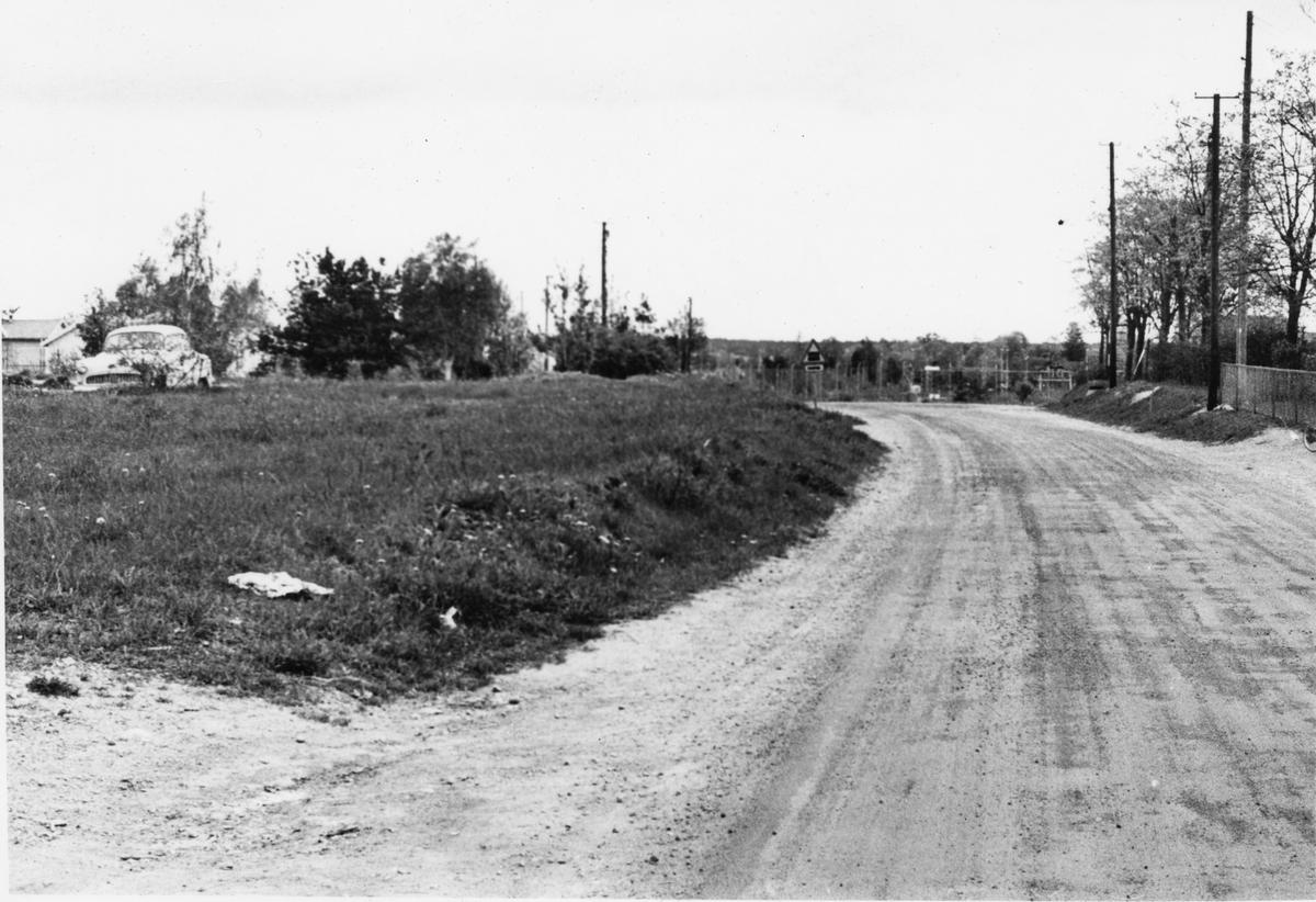 Sätra gravfält, 1966