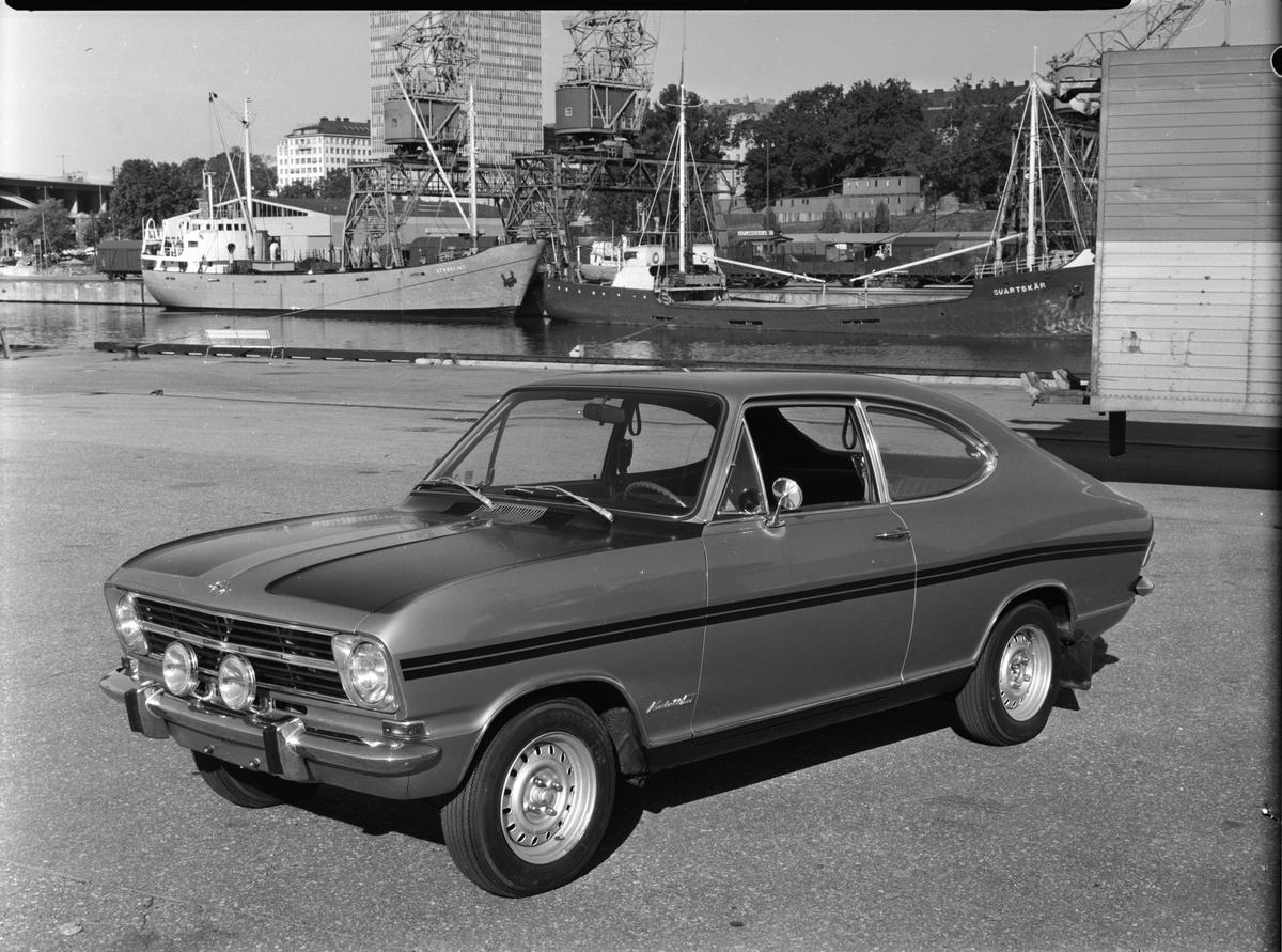 Typbesiktning. Opel (092266-0). >>
