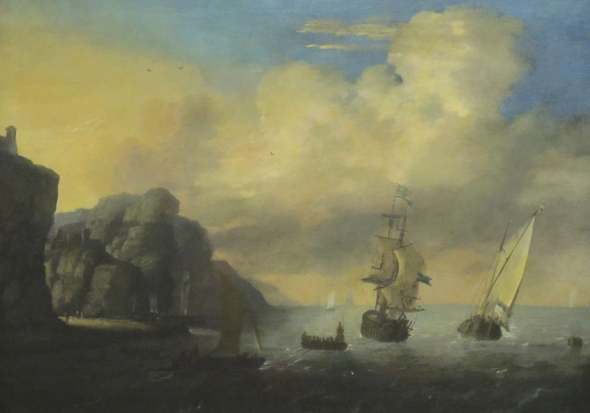 Ships in Nordic waters.
