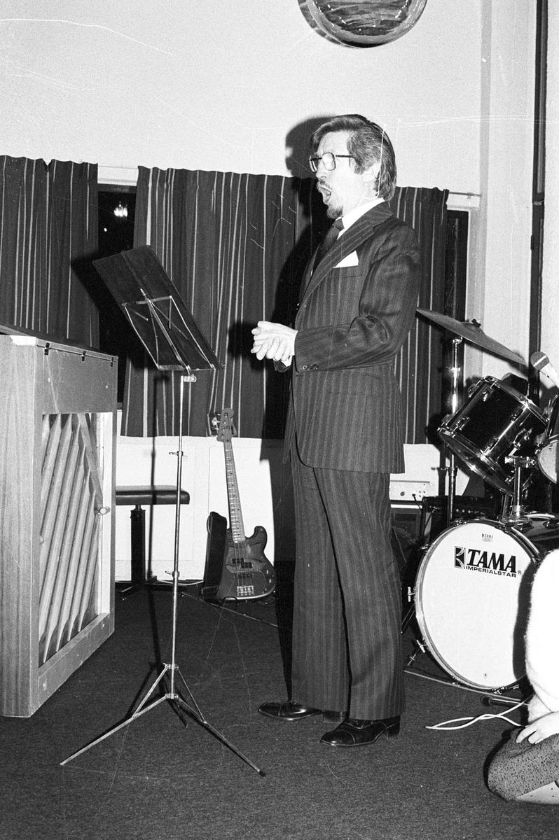 Utdeling av Rælingen kommunes kulturpris 1985