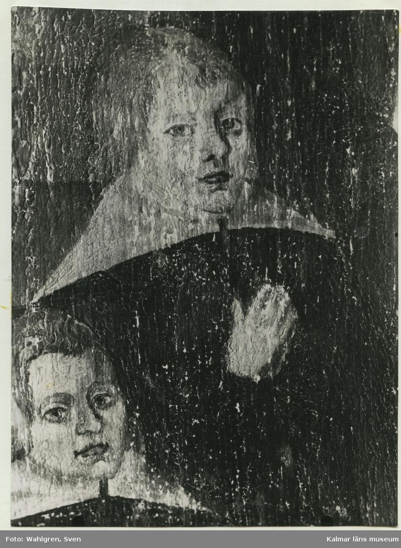 Son till kyrkoherde Lars Wallerius i Högsby. Lektor i Kalmar 1658 21/7.Domprost i Göteborg 1671 18/3, biskop 1678 25/2. Efter Lars Wallerius epitafium i Högsby kyrka.