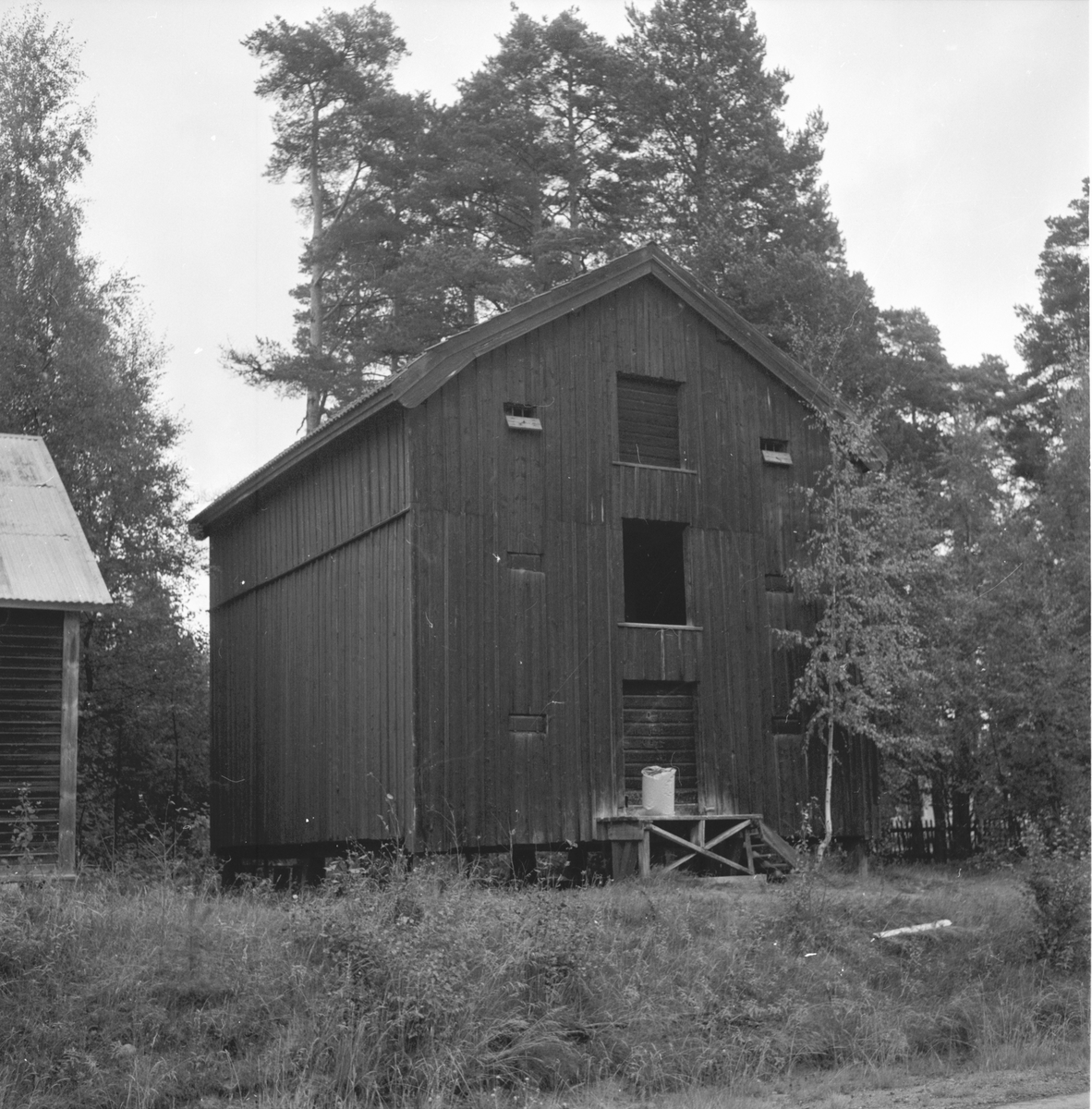 Mo Kyrkoherde Halfdan, Rönneseth 13 sept 1961
