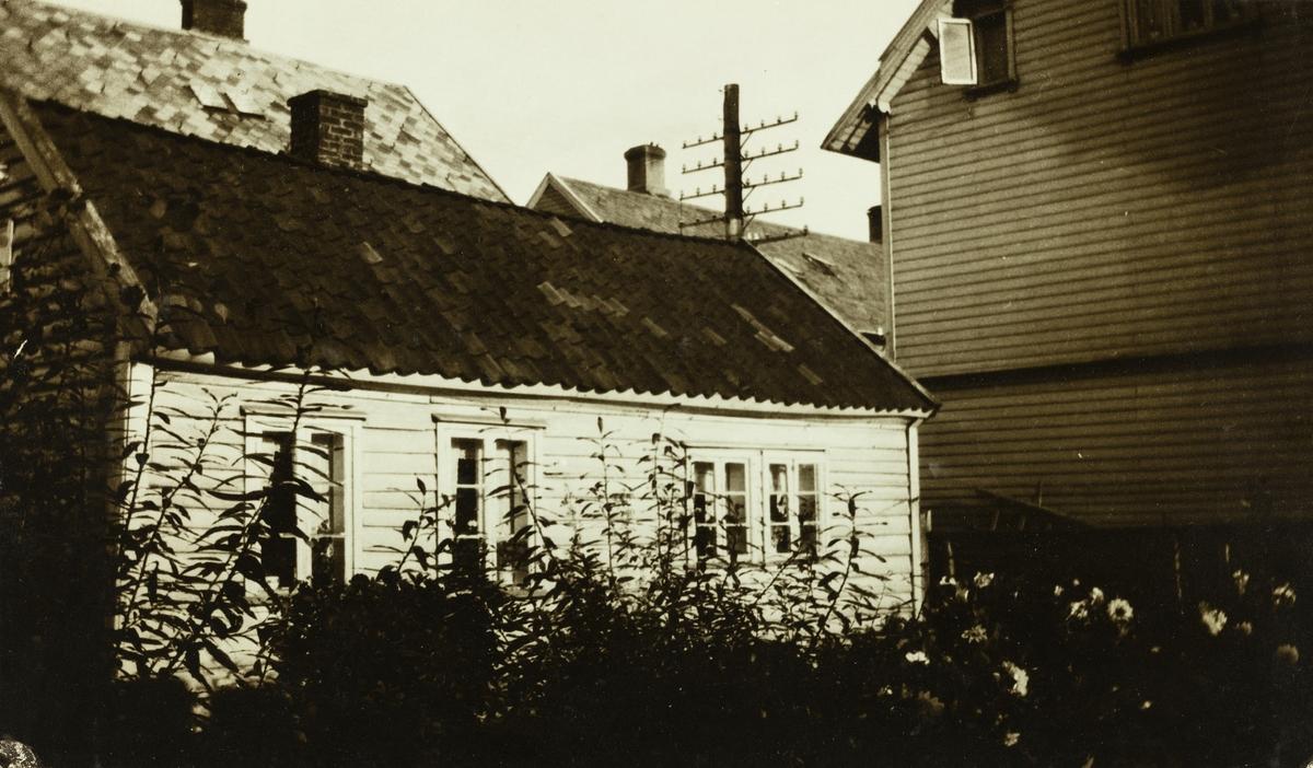 X Risøen - Fra Risøen sett fra vest ca.1910