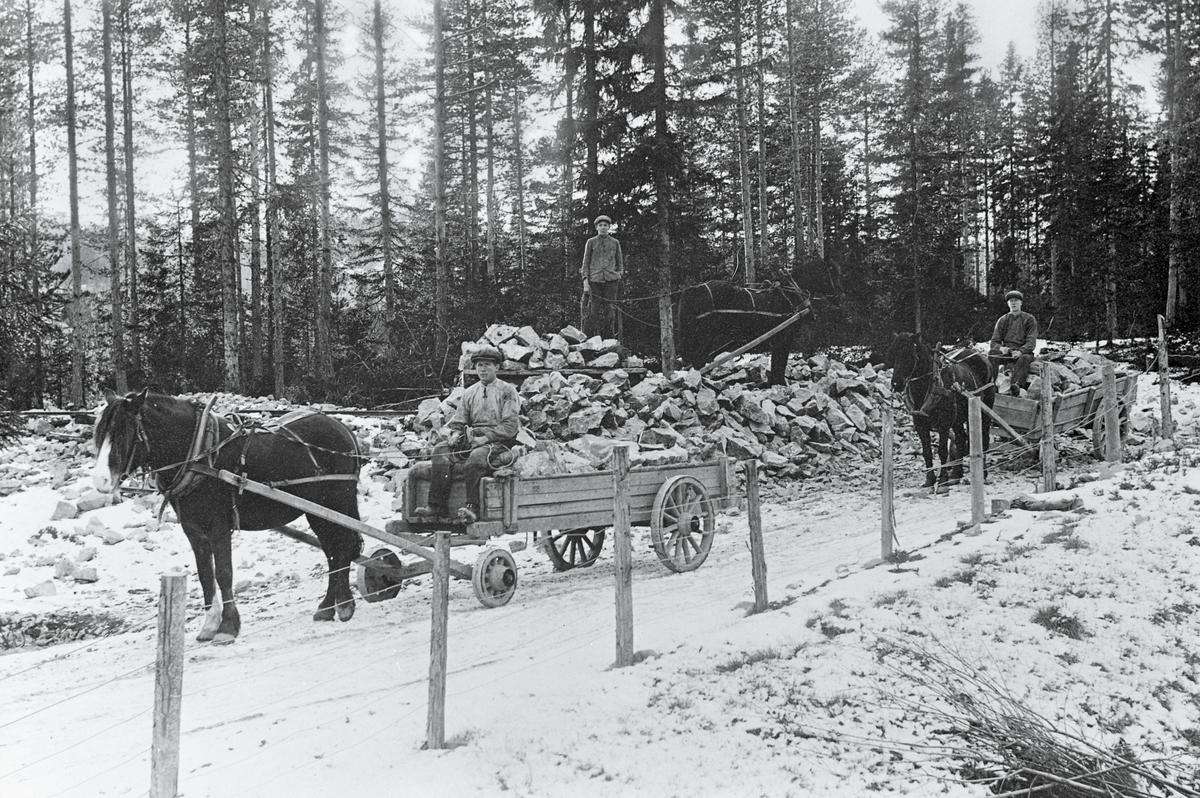 Bøverbru kalkovn fra 1920-åra