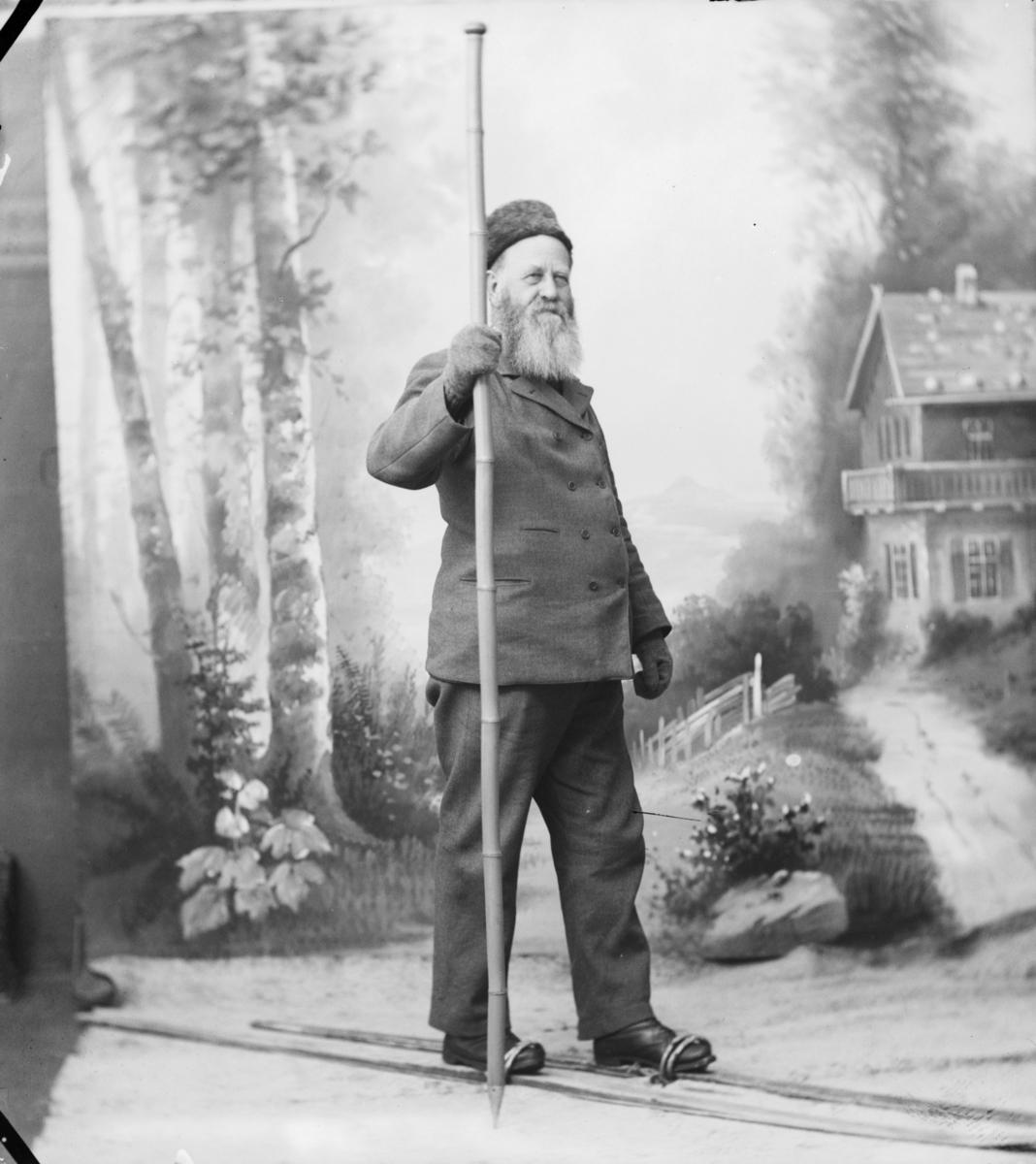 Telegrafbestyrer Andreas Nilsen