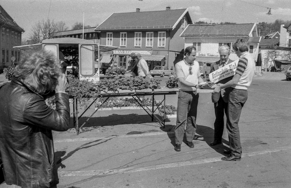Drøbak-dagene 1980 Fotograf: ØB Gjærum