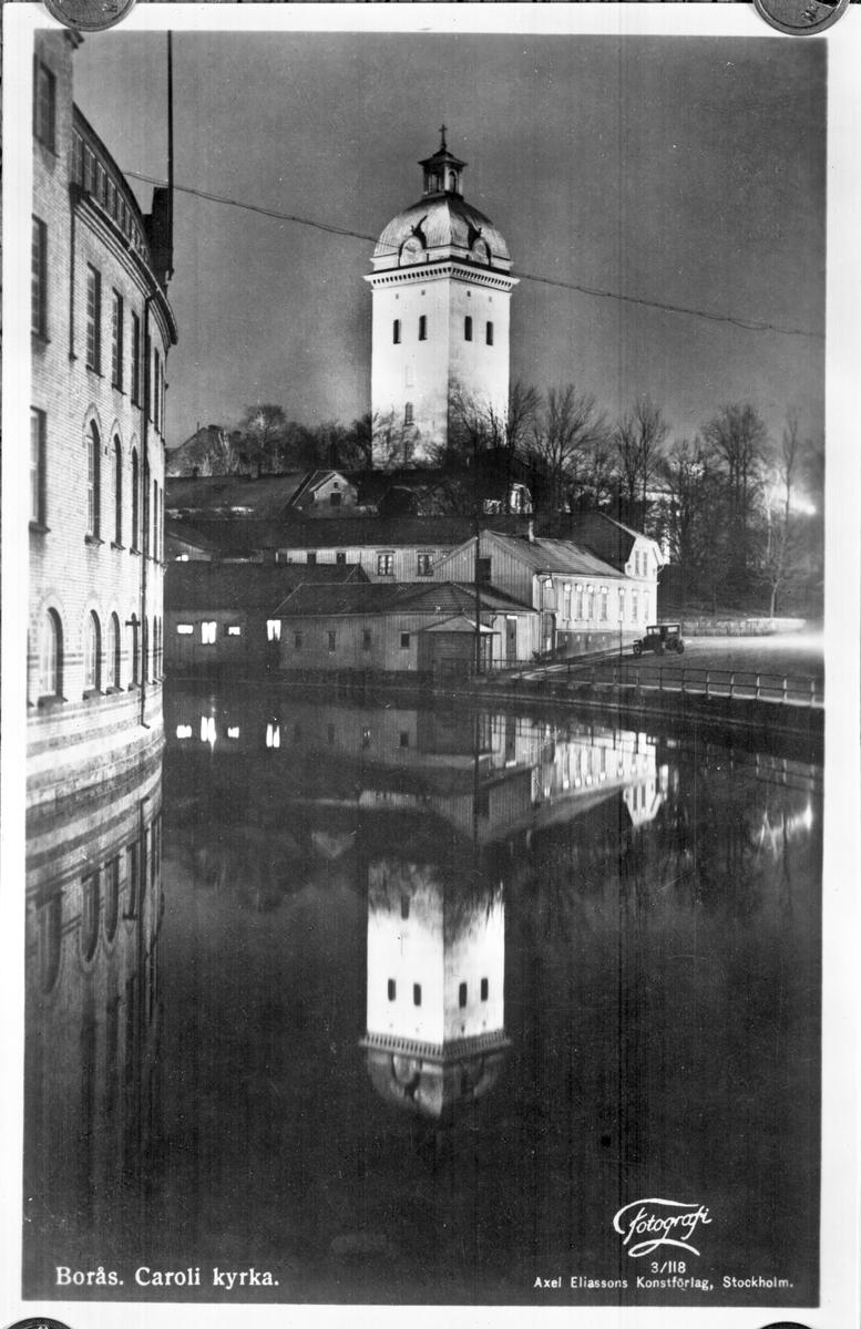 Caroli kyrka.