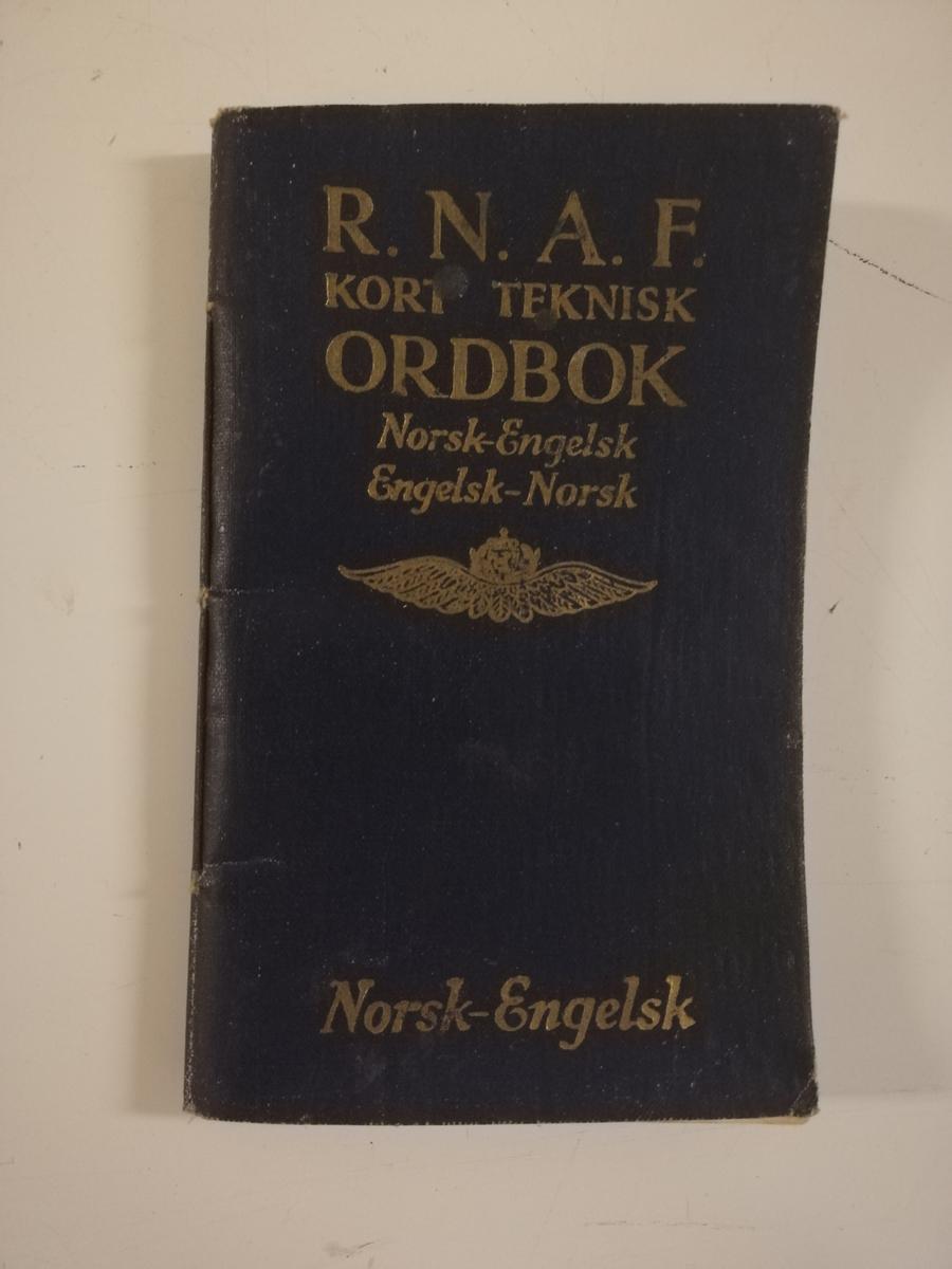 Lommeordbok, Norsk-Engelsk, Engelsk-Norsk