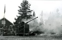 40 m/m FAK L / 70 kanon. Her er det foto fra AB Bofors, Sve