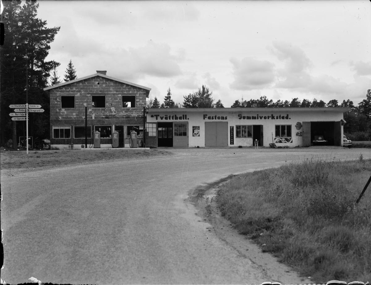 Fasténs Gummiverkstad, Östhammar, Uppland