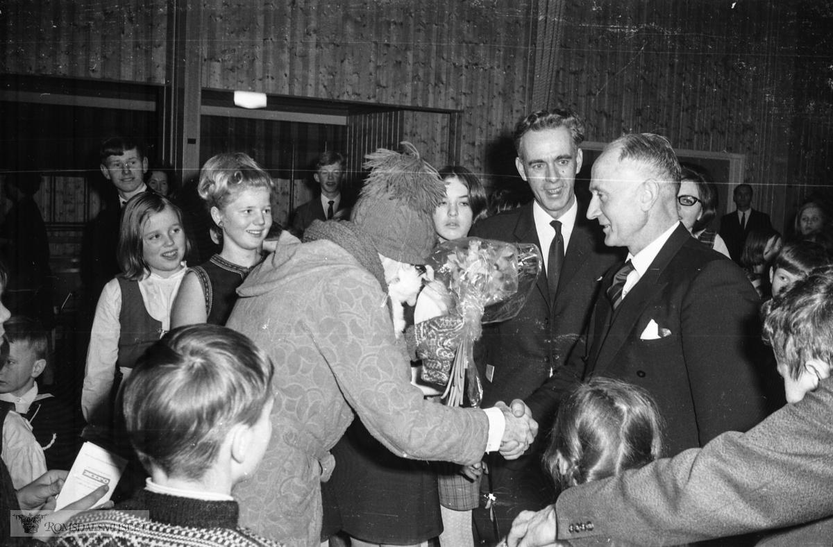 """""""Nyttår 1968"""".""""Juletrefest (korpset)"""""""