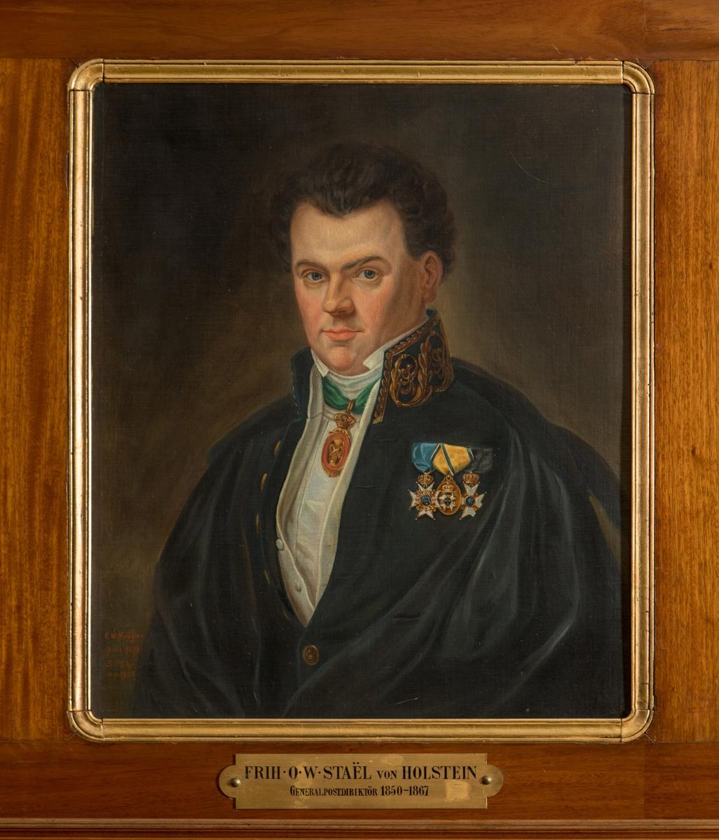 Staël von Holstein, Otto Wilhelm (1802 - 1884)