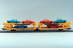 Biltransportvagn