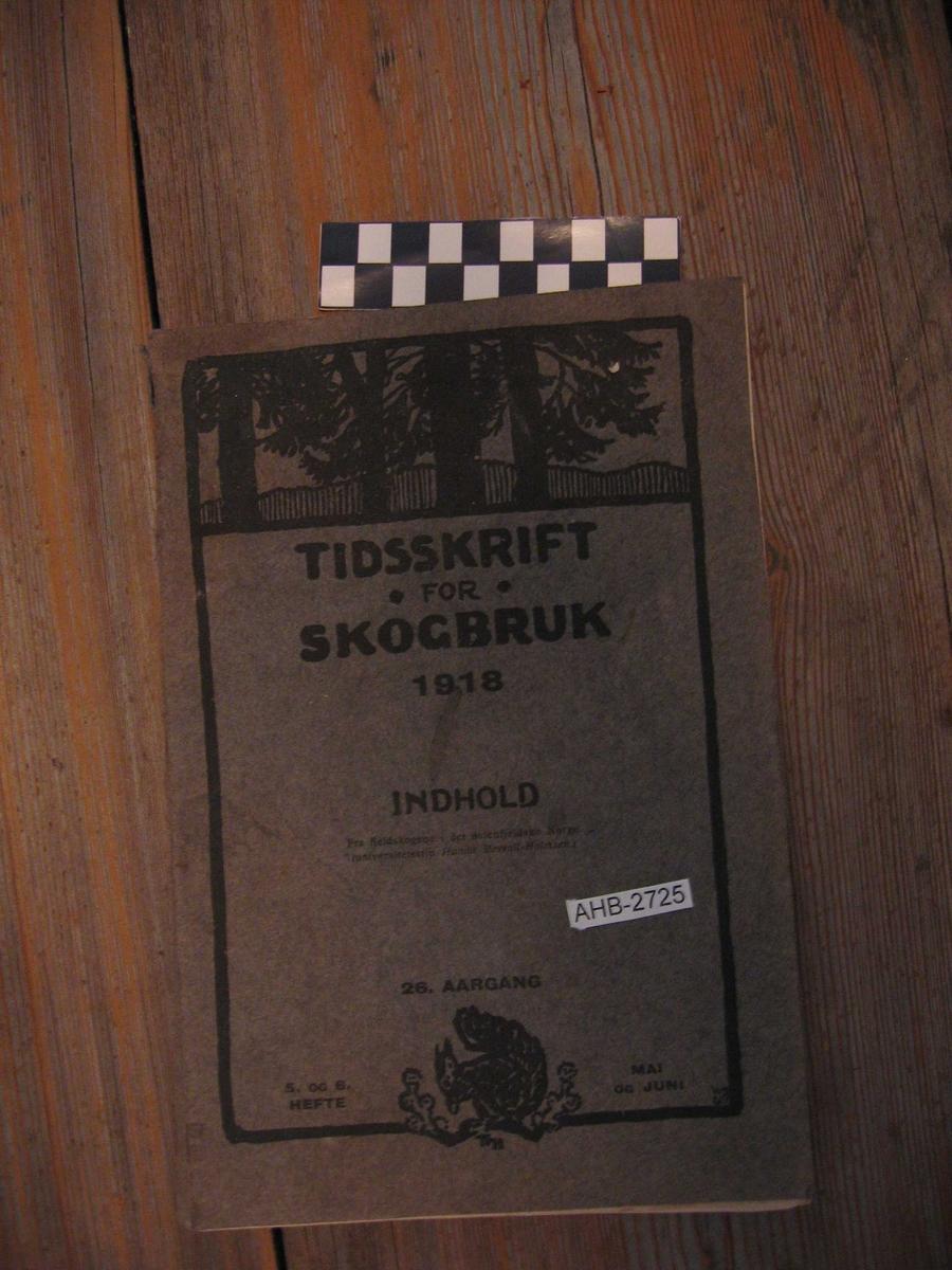 Tidskrift-skogbruk