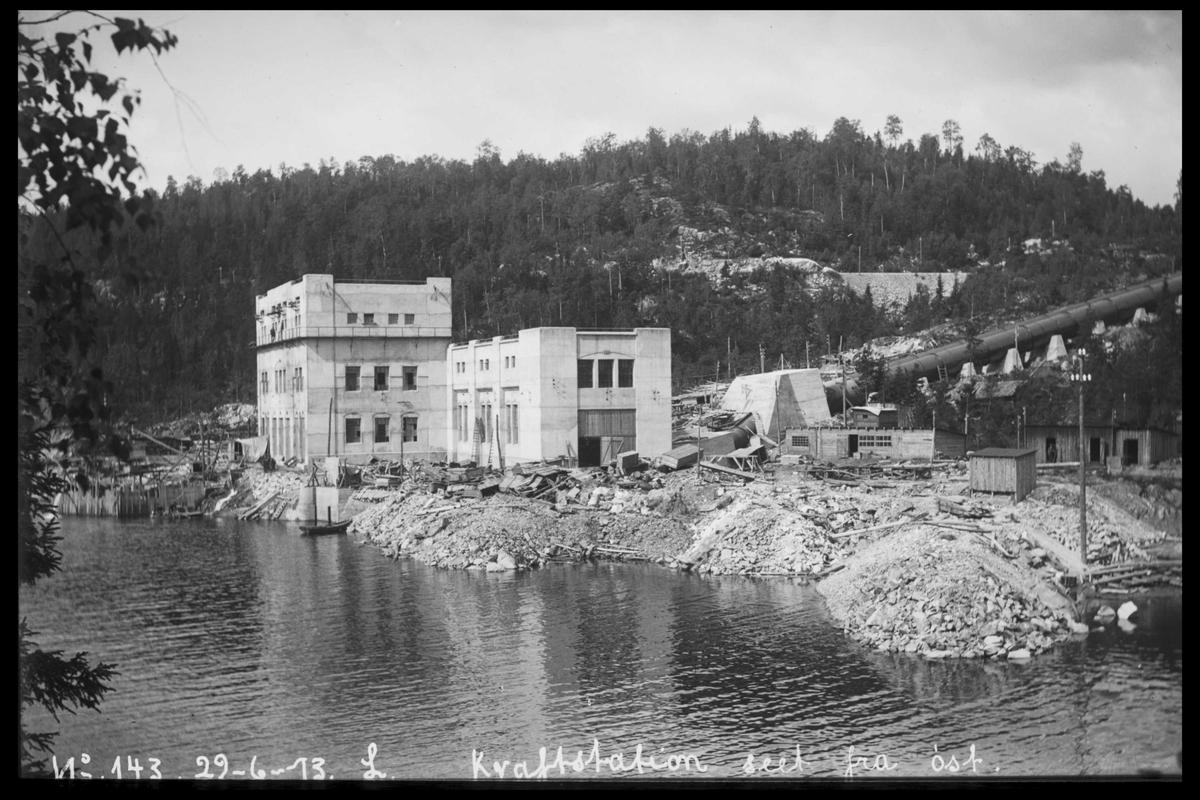 Arendal Fossekompani i begynnelsen av 1900-tallet CD merket 0469, Bilde: 74