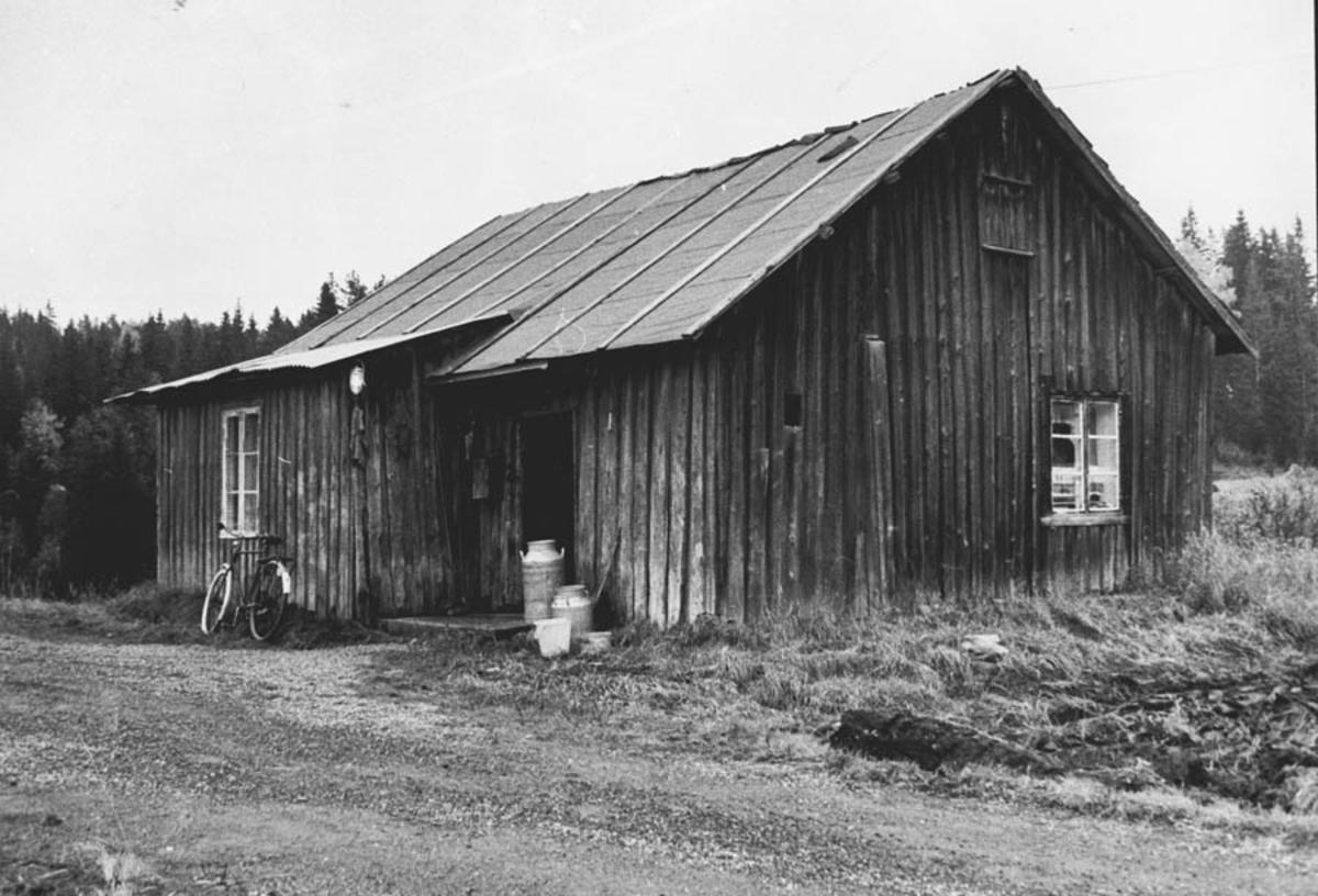 Bråtan (Vevelstadbråtan) innerst i Sloraveien, Langhus.