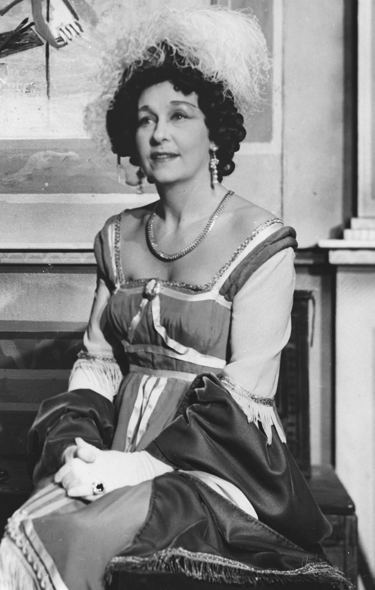 La Tosca, Randi Helseth i hovedrollen.
