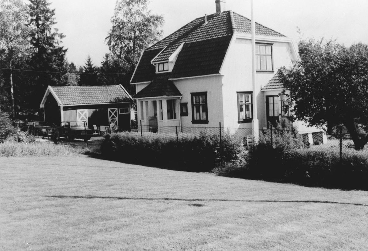 Huset Granly, bygd av Aksel Depuis i 1926