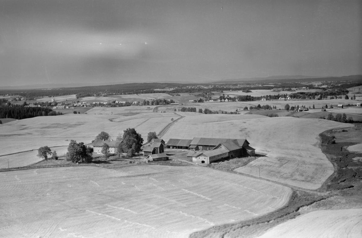 Kjuus gård, Årnes
